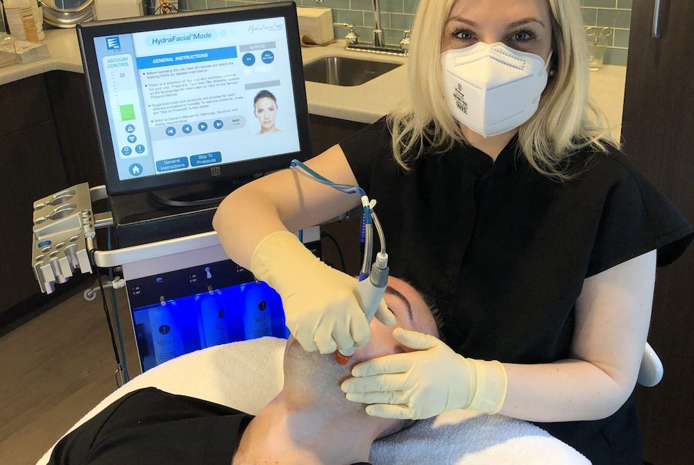 HydraFacial for Dry, Irritated Skin!